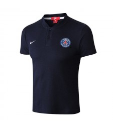 Paris Saint Germain Royal Blue Polo Shirt 2018/2019