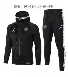 Veste à capuche Jordan Paris Saint Germain Long Zip pour enfant 2019-2020