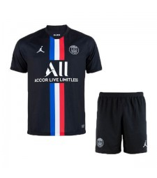 Maillot de football Paris Saint Germain Jordan quatrième enfant 2019-2020