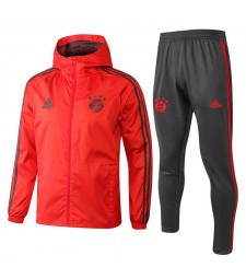 Bayern München Red Windrunner+Pant 2018/2019