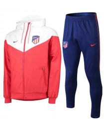 Atletico De Madrid Red Windrunner+Pant 2018/2019