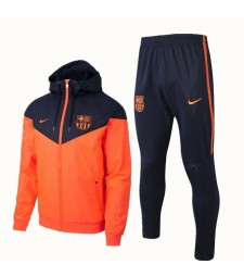 Barcelona Orange Windrunner+Pant 2018/2019