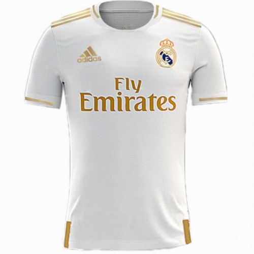 Maillot Domicile Real Madrid 2019 2020