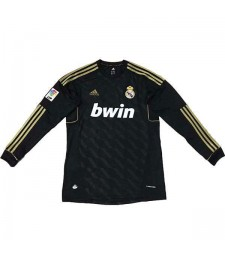 Maillot Real Madrid Away Retro Retro Noir 2012