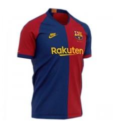 Édition de concept de jersey Barcelona Home, anniversaire de 120 ans