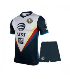 Maillots de football Club America Kit enfants Maillots de football extérieur