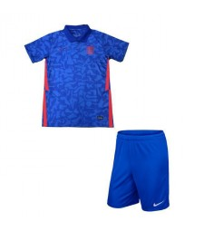 Kit de football enfant England Away Euro 2020