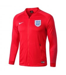 England Red Printed Sleeve Jacket 2018/2019