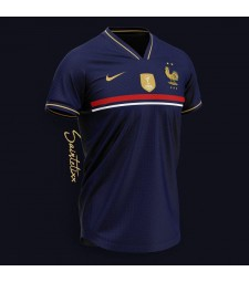 France World Cup Winners Concepte Kits Blue