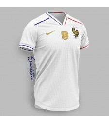 France World Cup Winners Concepte Kits White