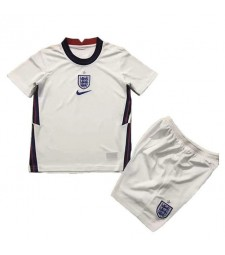England Home Euro 2020 Kids Football Kit