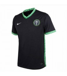 Nigeria Away Jersey Match Mens Soccer Sportwear Football Shirt 2021