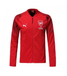 Arsenal Red Jacket 2018/2019