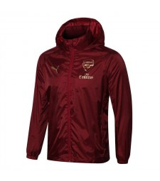 Arsenal Windrunner Red Jacket 2018/2019