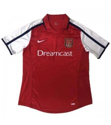 Arsenal Home Retro Football Mens Soccer Jersey 2000