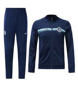 Chelsea Royal Blue Tracksuit Jacket Pant 2018/2019