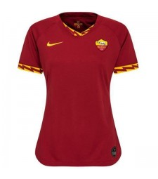 Maillot de football As Roma Domicile Femmes Soccer Jersey 2019-2020