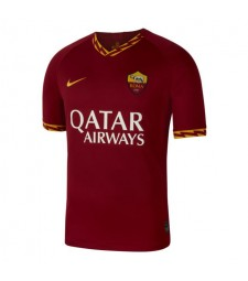 Maillot AS Roma domicile maillot rouge 2019-20