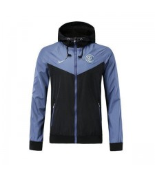 Inter Milan Royal Blue Windrunner Jacket 2018/2019