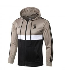 Juventus Hoodie Earth Yellow Sweatshirts 2018/2019