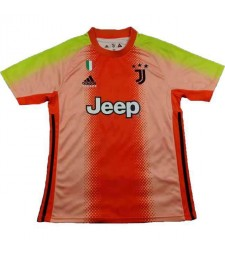 Maillot de gardien Juventus And Palace Special Edition orange rose