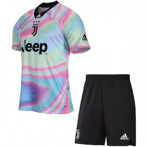 juventus kids ea sports ltd edition jersey kit 2019 juventus kids ea sports ltd edition jersey kit 2019