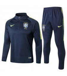 2018 World Cup Brazil Royal Blue Tracksuit