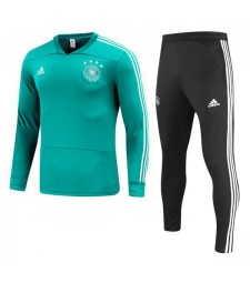 2018 World Cup Germany Green Tracksuit