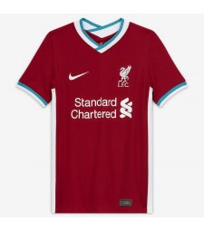 Liverpool Home Soccer Jersey Mens Football Shirt 2020-2021