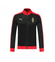 AC Milan Black Jacket 120 Anniversary Classic Version 2019-2020