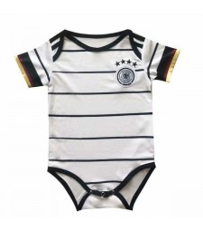 Germany Home Euro Cup 2020 Baby Onesie Jersey